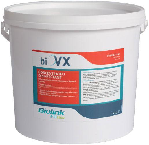 BIO VX  ( Thuốc sát trùng, Anh)